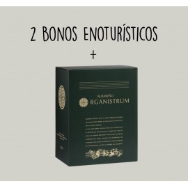 Organistrum + wine tourism pack