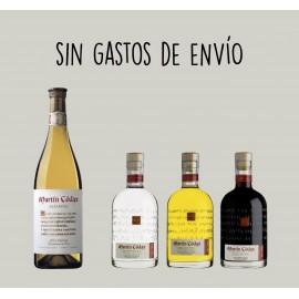 Martín Códax and liquors