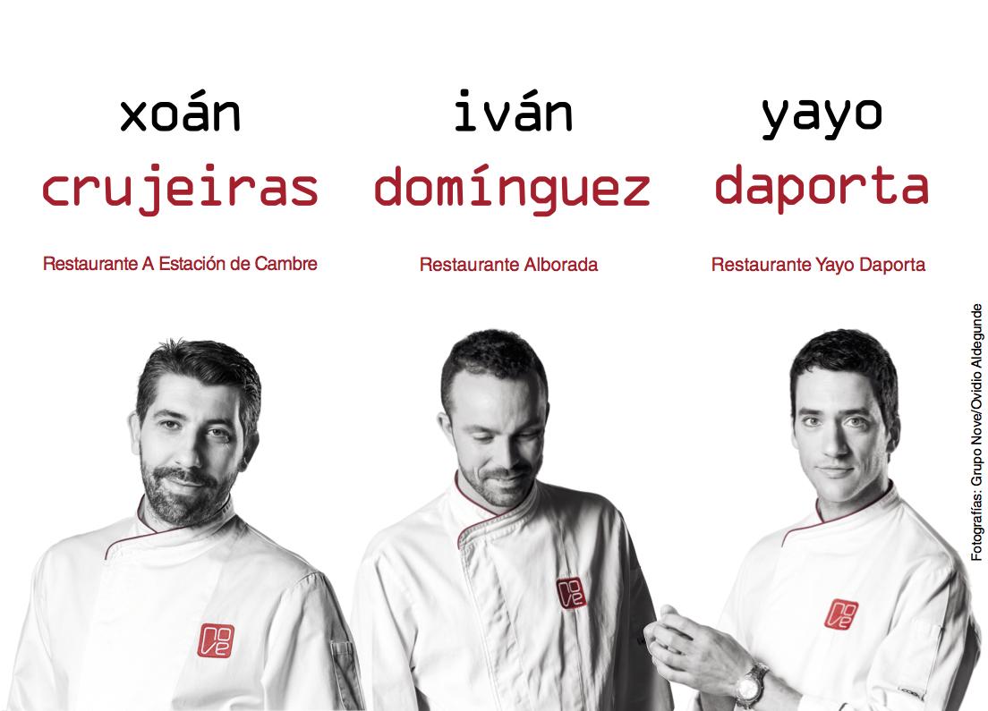 Imagen chefs