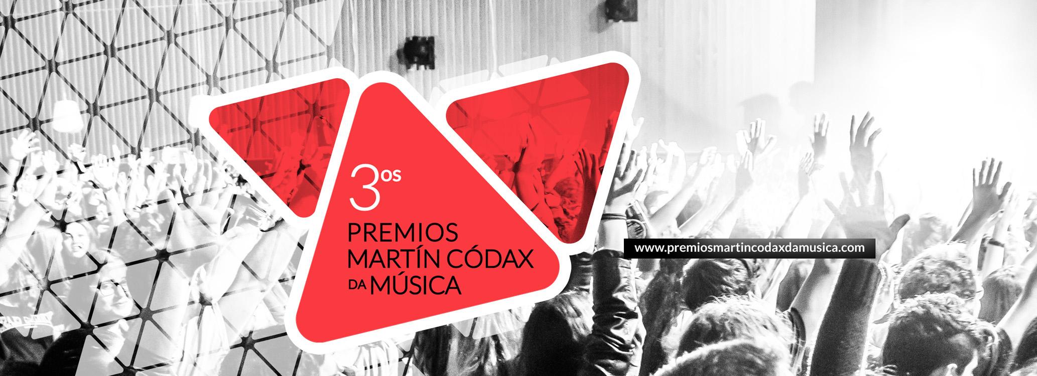 III Edition Martín Códax Music Awards