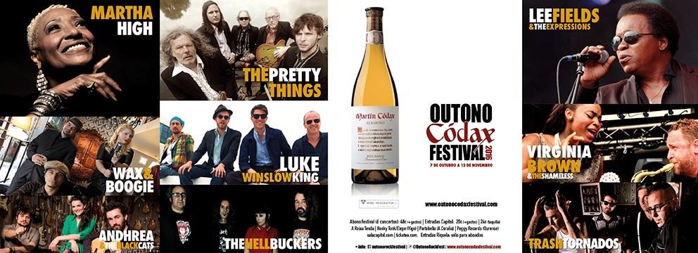 Outono Códax Festival 2016