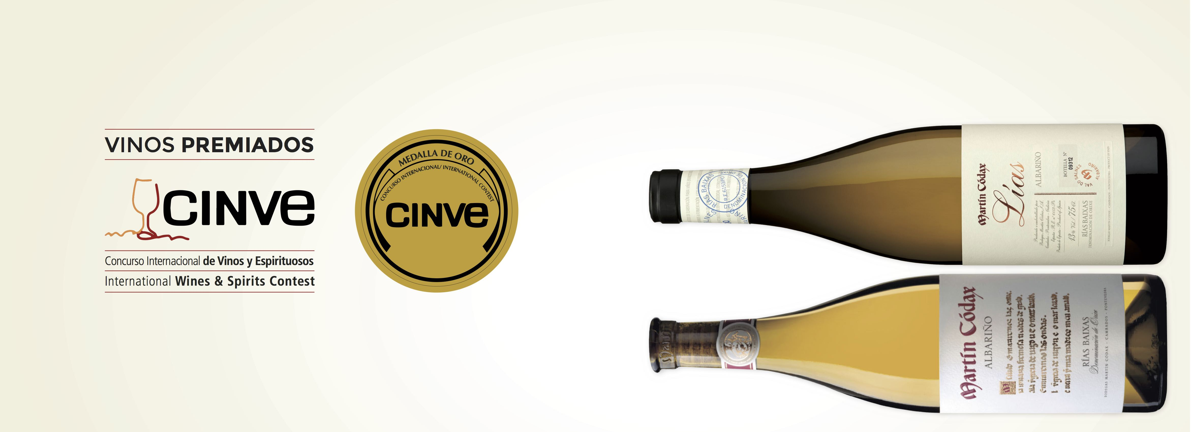 Double gold medal in Cinve 2017