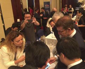 Estreitando lazos comerciais con China