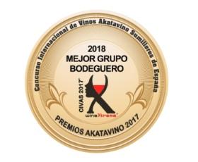 Medalla Mejor Grupo Bodeguero 2018- 280 (1)