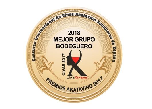 Medalla Mejor Grupo Bodeguero 2018-530(1)