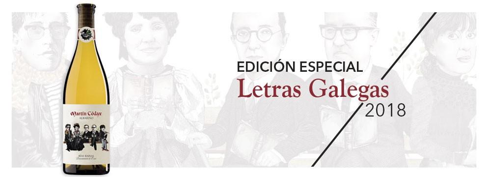 Martín Códax Letras Galegas