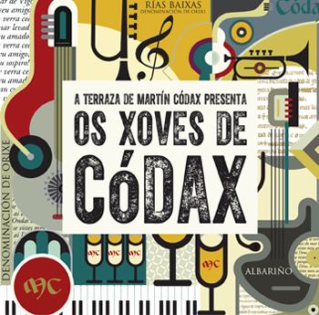 Os Xoves de Códax 350x345px