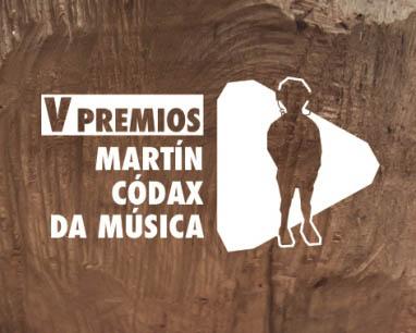 V Premios Martín Códax da Música