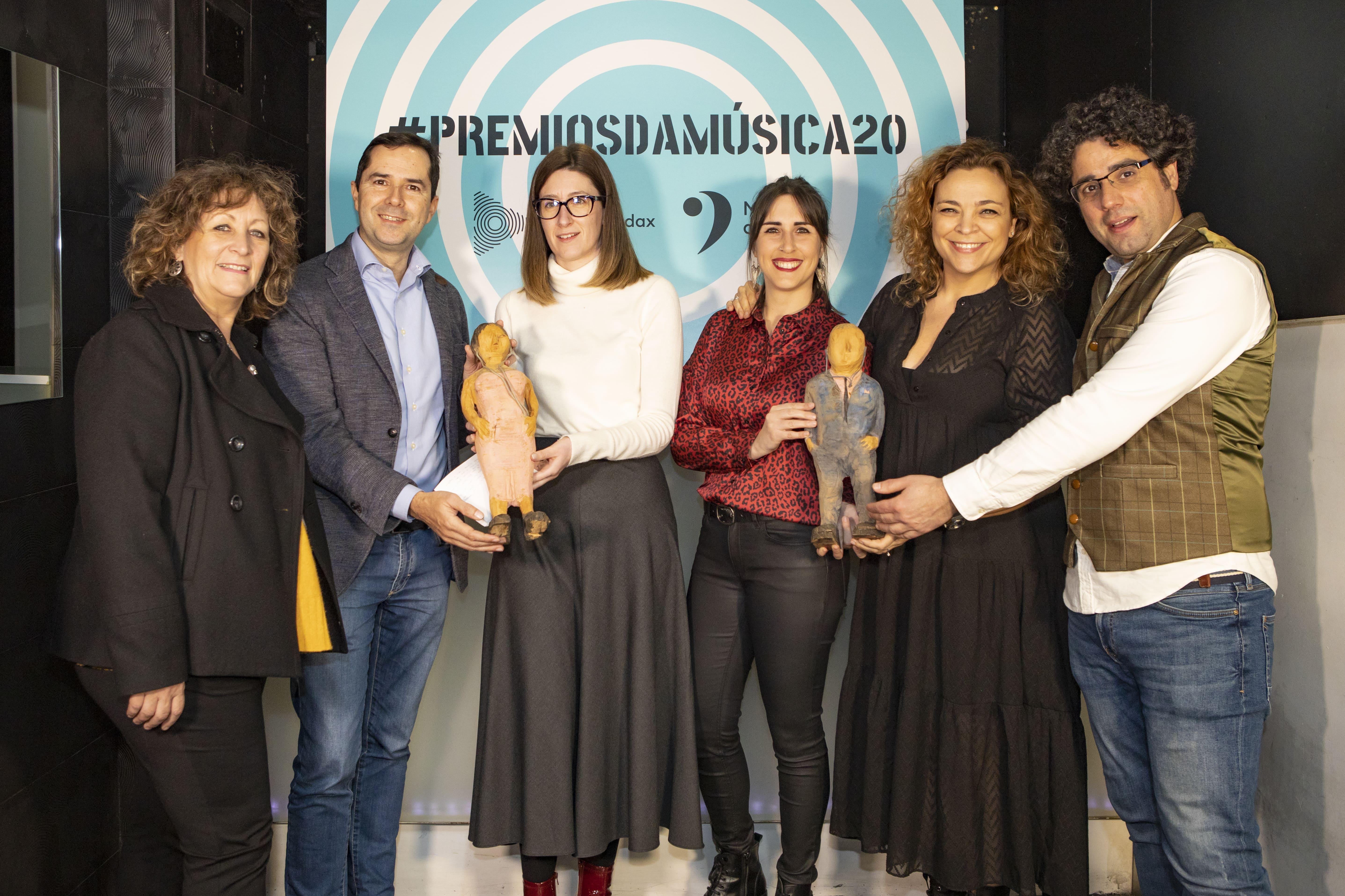 (Español) VII Premios Martín Códax da Música