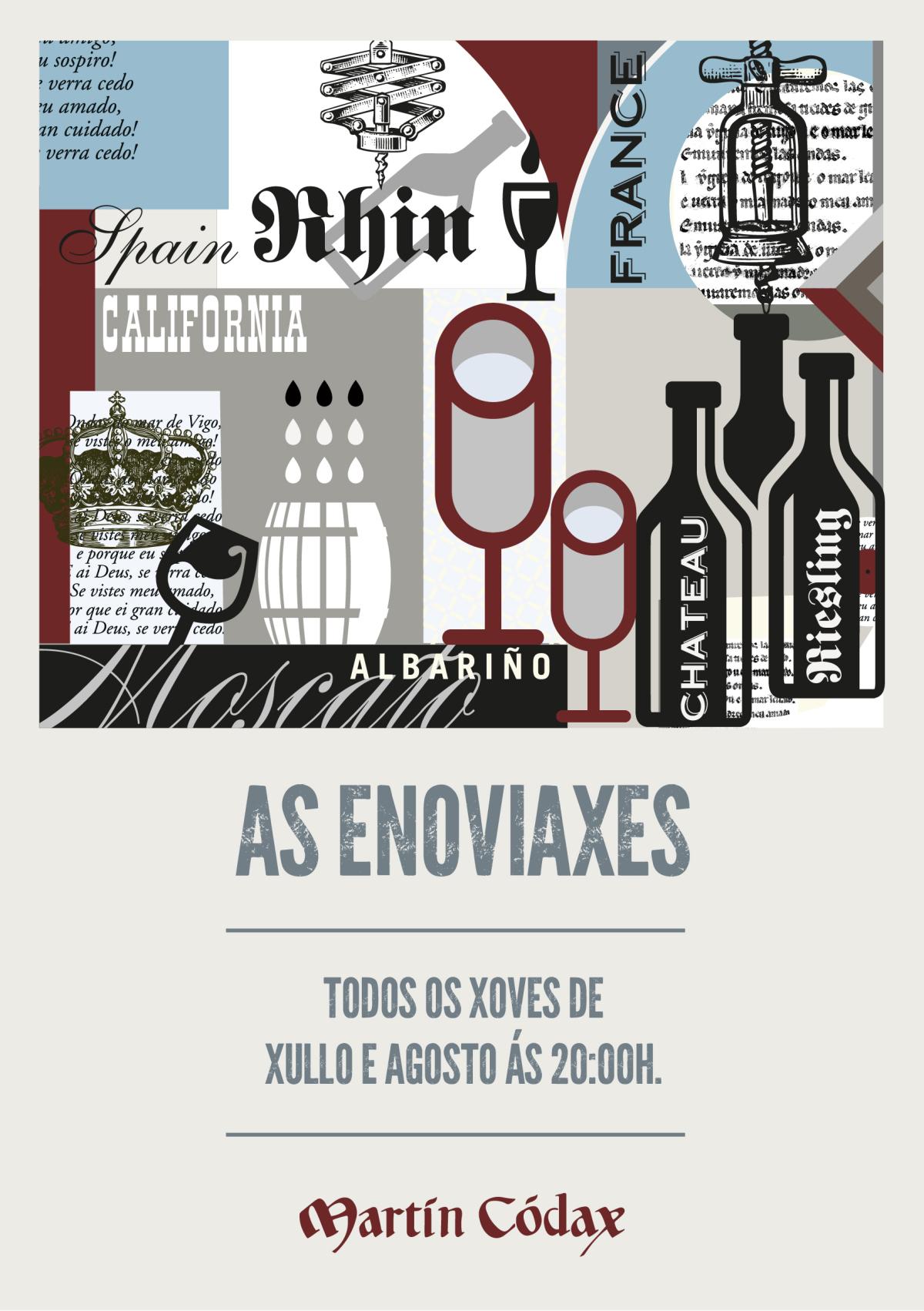 As_enoviaxes